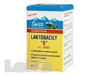 "SWISS Lactobacily ""5"" s L.Casei cps 30"