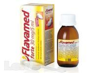 FLAVAMED FORTE 30 MG/5 ML 1X100ML Roztok