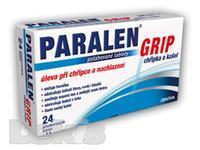 PARALEN GRIP POR TBL FLM 24