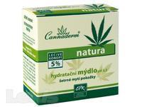 Cannaderm Natura hydratační mýdlo pH 5.5