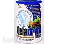 ORLING Geladrink Forte nápoj černý rybíz 420g