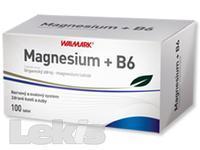 Walmark Magnesium lactici + B6 50 tbl bls