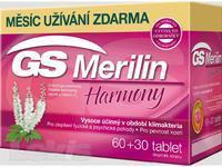 GS Merilin Harmony tbl. 60+30 tbl