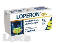 LOPERON CPS POR CPS DUR 20X2MG