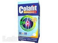 Colafit s vitamínem C 60 kostiček + tbl.60