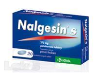 NALGESIN S POR TBL FLM 20X275MG