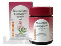 Mucoplant eukalyptový balzám  20 g