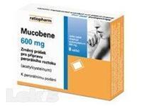 MUCOBENE 600MG GRA 10X3G/600MG-SA