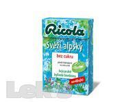 RICOLA Svezi alpsky 40g bez cukru