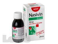 Nasivin Sinus sirup 100ml