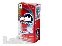 Panadol Extra Rapide por tbl eff 12
