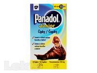 PANADOL JUNIOR ČÍPKY rct sup 10x250mg