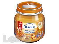 HAMI ov. příkrm jablko+mrkev 125g 110867