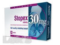 STOPEX 30 MG TABLETY POR TBL NOB 30X30MG