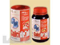 ORLING Calcidrink plv.450g jahoda
