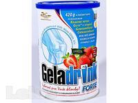 ORLING Geladrink Forte nápoj jahoda 420g