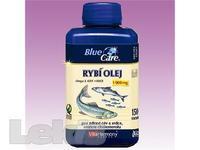 VitaHarmony Rybi olej Omega 3 1000 mg XXL tob.150