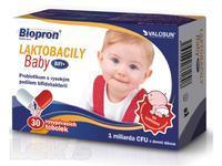 Biopron LAKTOBACILY Baby BiFi+ tob 30