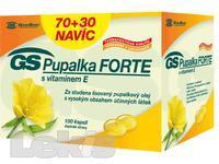 GS Pupalka Forte s vitaminem E cps.70 + 30