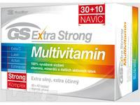 GS Extra Strong Multivitamin tbl 30+10
