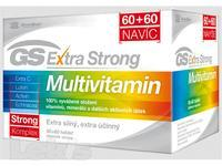 GS Extra Strong Multivitamin tbl 60+60