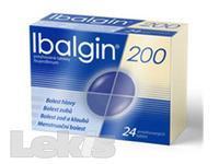 IBALGIN 200 POR TBL FLM 24X200MG