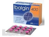 IBALGIN 400 24X400MG Potahované tablety