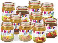 HIPP př.ovocný švestky 125g 4253