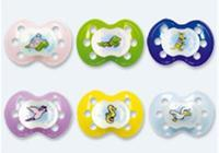 Baby-Nova dudlík sil tvar dekor č.2 28680