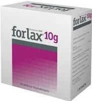 FORLAX 10 G POR PLV SOL 20X10GM