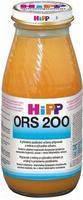 HIPP ORS 200 mrkv.-ryz.odvar pr.prujmu 200mlCZ2300