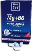Zdrovit Horcík + B6 tobolky  50 tob