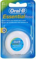 Dentalní nit voskovaná-mentol ORAL-B