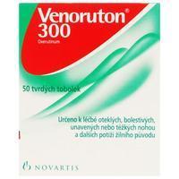 VENORUTON 300 por cps dur50x300mg