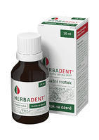 HERBADENT SOL 25ML