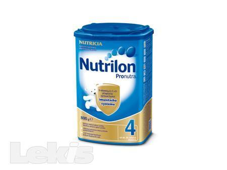 Nutrilon 4 ProNutra 800 g