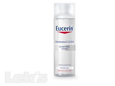 EUCERIN Čisticí pleťová voda DermatoCLEAN 200 ml  63995
