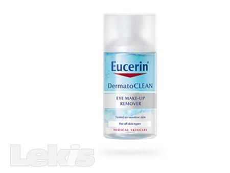 EUCERIN DermatoCLEAN Odličovač na oči 125ml 63999