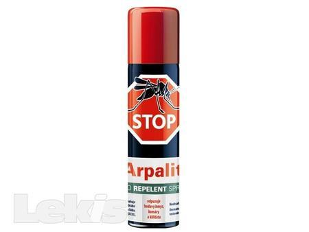 ARPALIT Bio repelent proti komarum a klist. 150ml