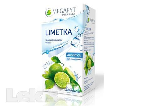 Megafyt Limetka studený čaj n.s.20x2.5g