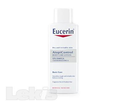 EUCERIN AtopiControl těl.mléko suchá zarud.p.400ml