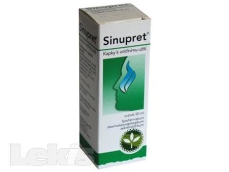 SINUPRET gtt 1x100ml