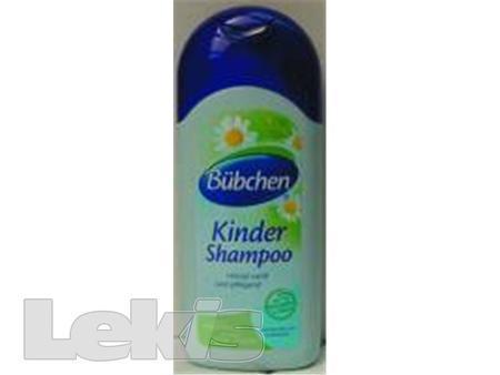 BUBCHEN-dětský šampón 200ml