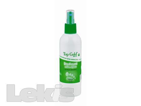 TOP gold deo.s chlorofylem+TTO