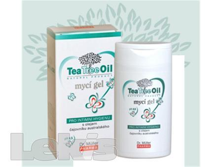 Tea Tree Oil myci gel pro intimni hygienu 200ml