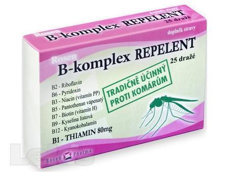 Rosen B-komplex REPELENT drg.25