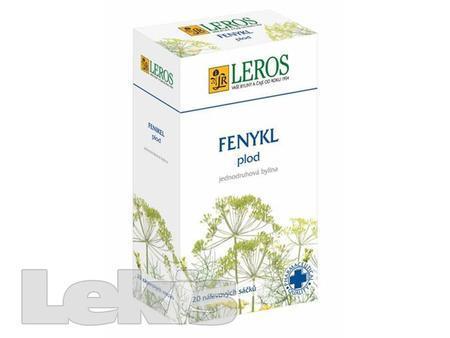 Čaj NS Fenyklový čaj 20x1,5g Plod