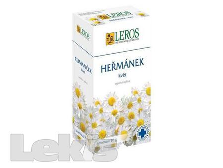 LEROS Heřmánek květ 50g sypaný