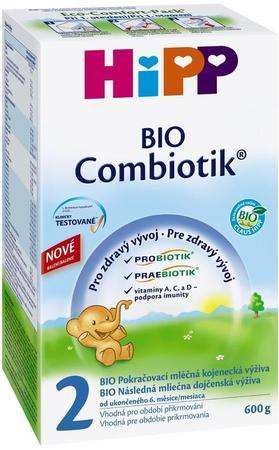 HiPP MLÉKO HiPP 2 Combiotik 600g