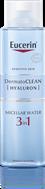EUCERIN DermatoCLEAN Micelární voda 3v1 400ml 2020